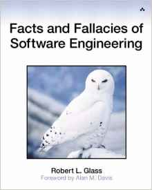 Facts and Fallacies of Software Engineering book cover