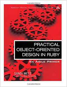 Practical Object-Oriented Design in Ruby book cover